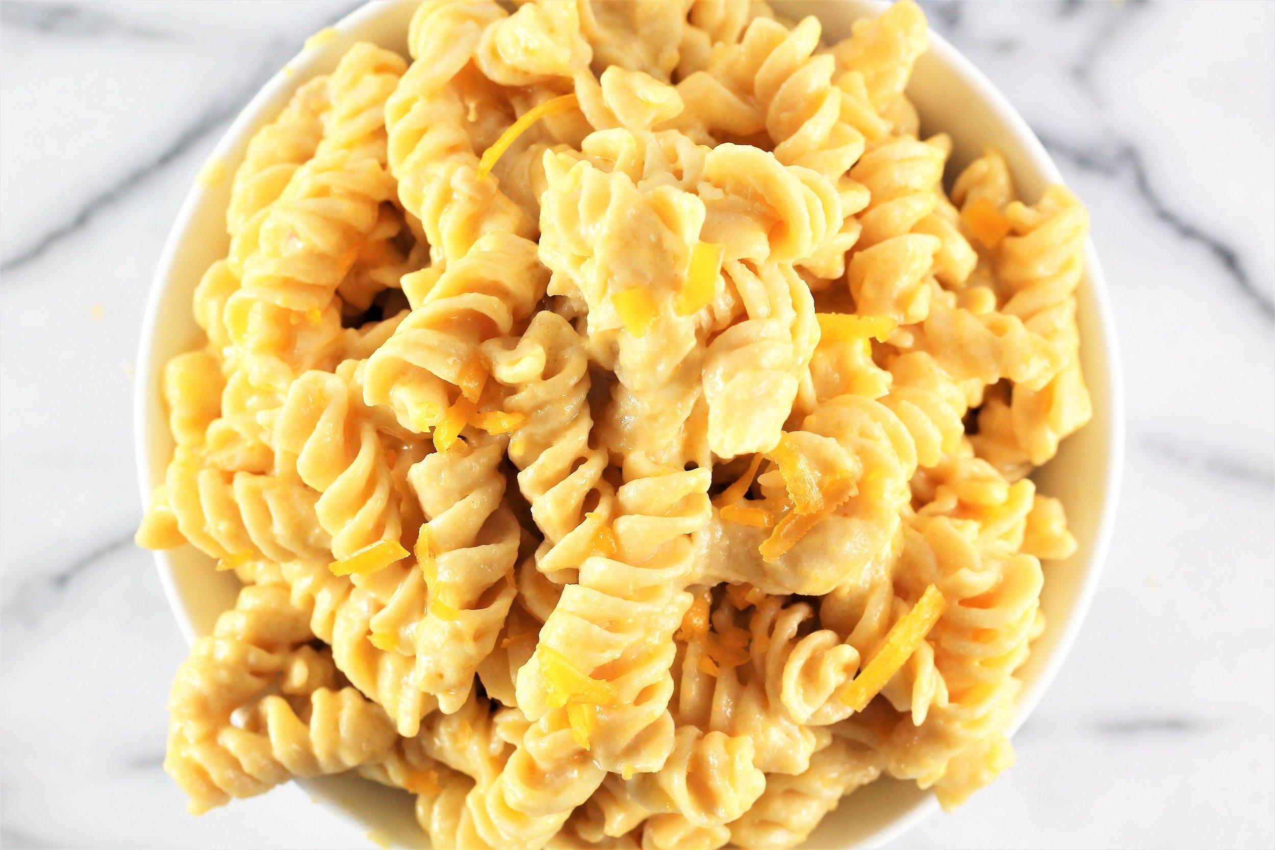 20-minute Homemade Mac and Cheese