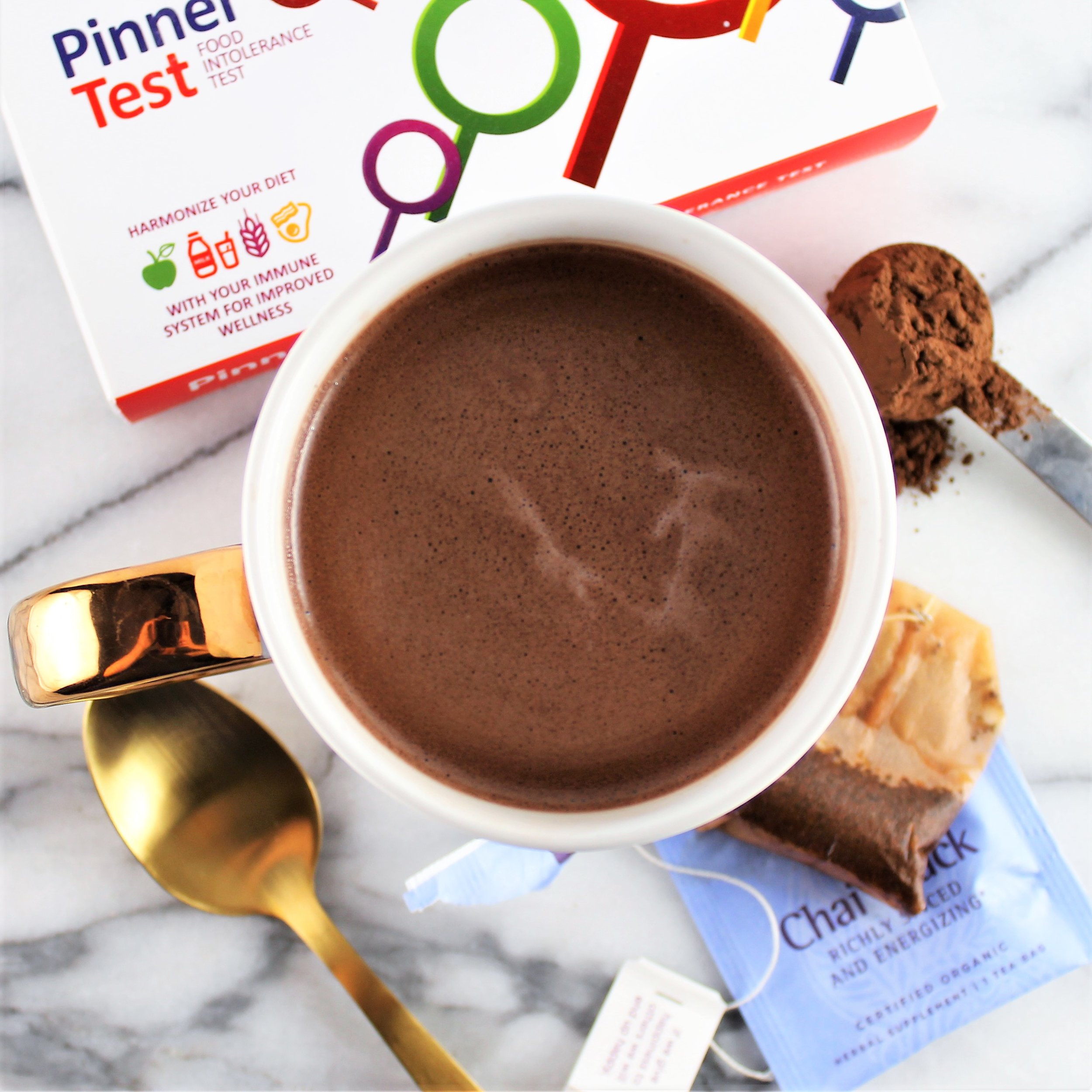 Caffeinated Hot Chocolate