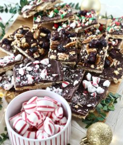 Gluten Free Christmas Cracker Candy
