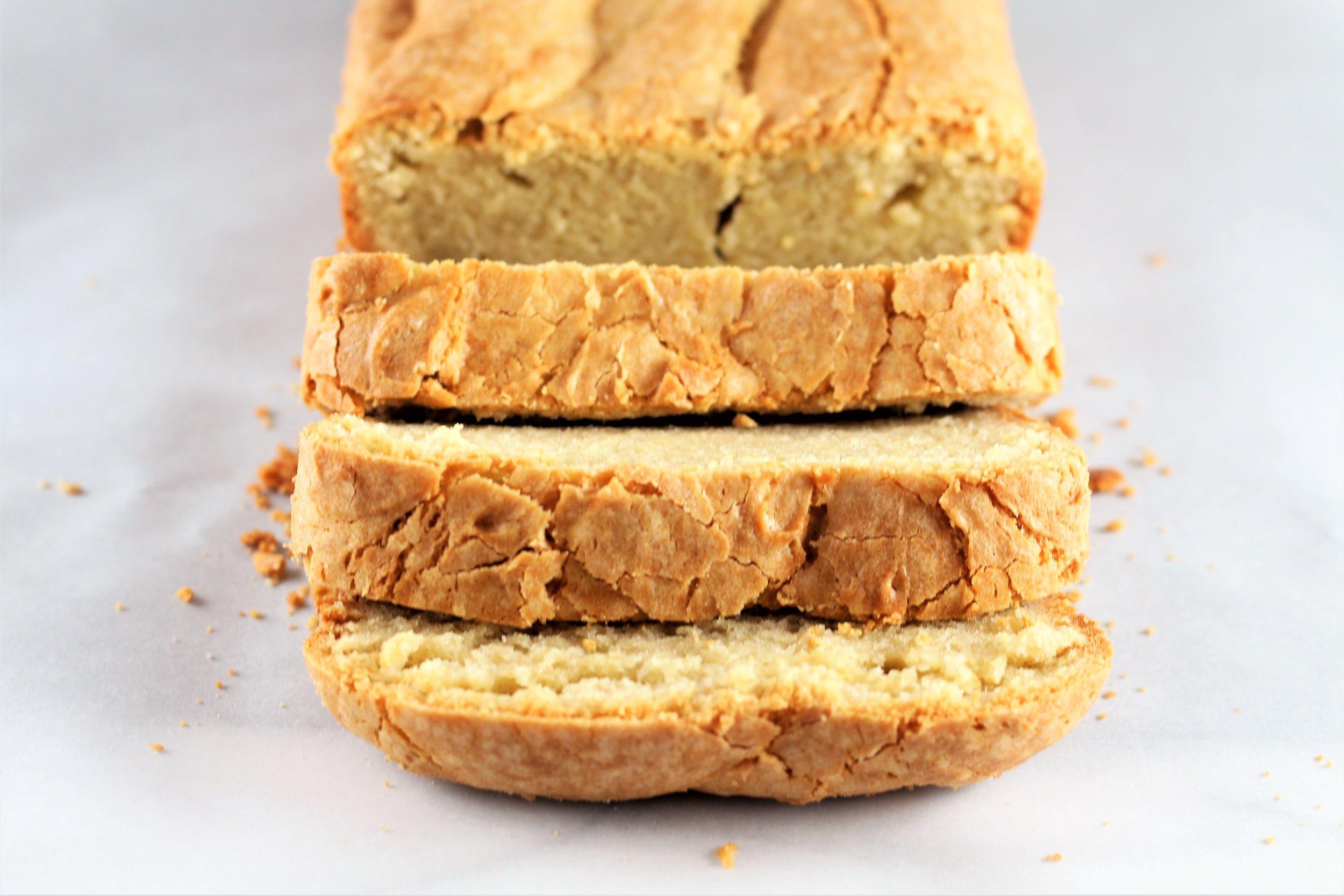 Grandma's Almond Poundcake