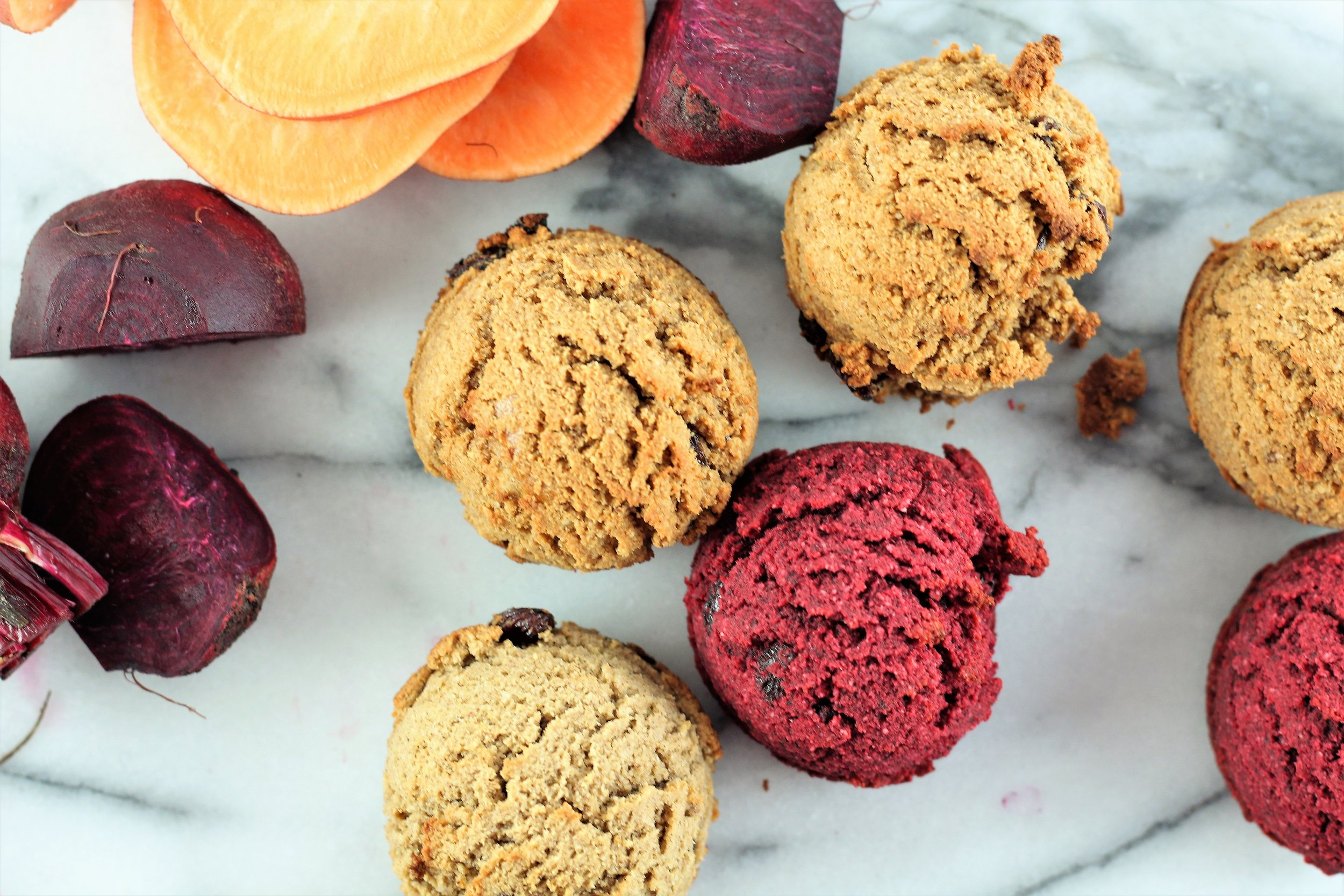 Paleo Cinnamon Raisin Superfood Muffins