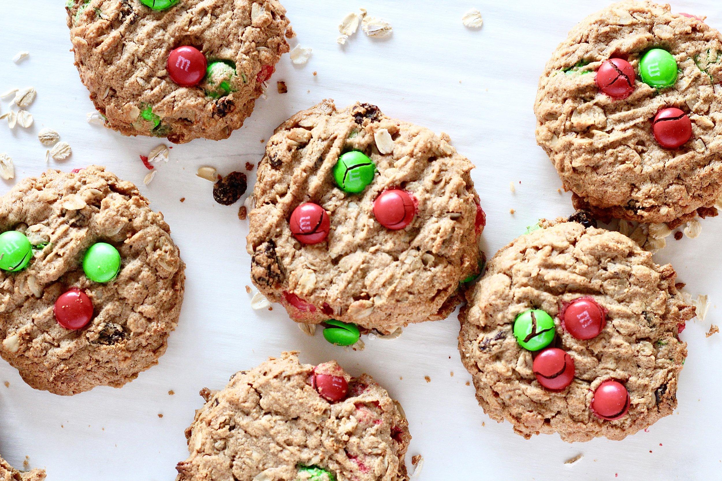 Milk And Honey Christmas 2020 Easy 5 Ingredient Christmas Cookies | Milk & Honey Nutrition