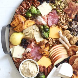 The Ultimate Fall Harvest Charcuterie Board