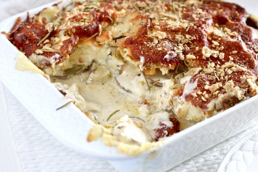 diabetes friendly scalloped potatoes