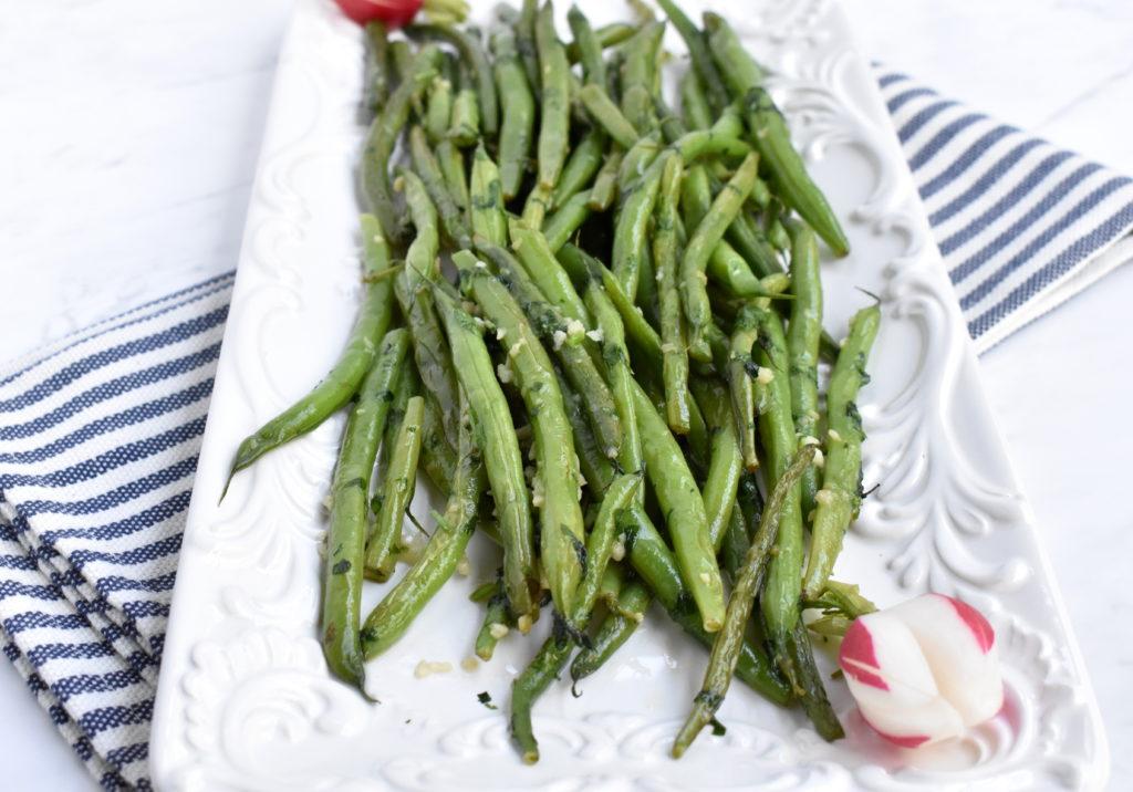Thanksgiving green beans