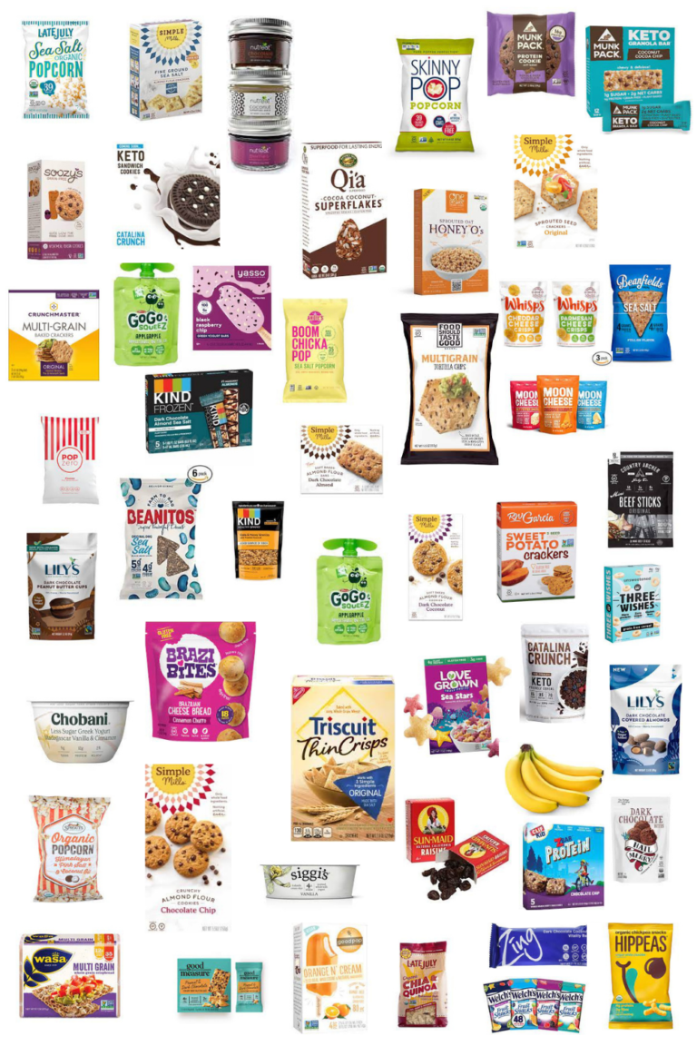packaged snacks for diabetes options