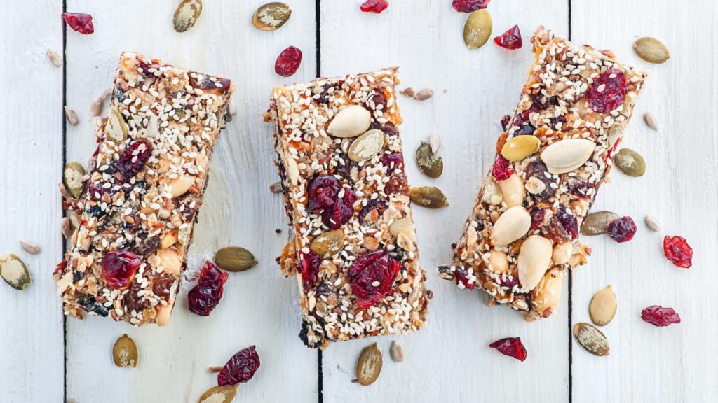 homemade granola bars bedtime snacks for diabetes