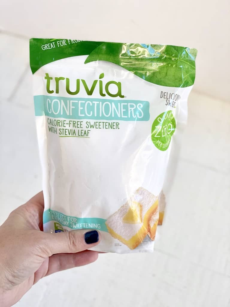 truvia confectioners sourdough french toast