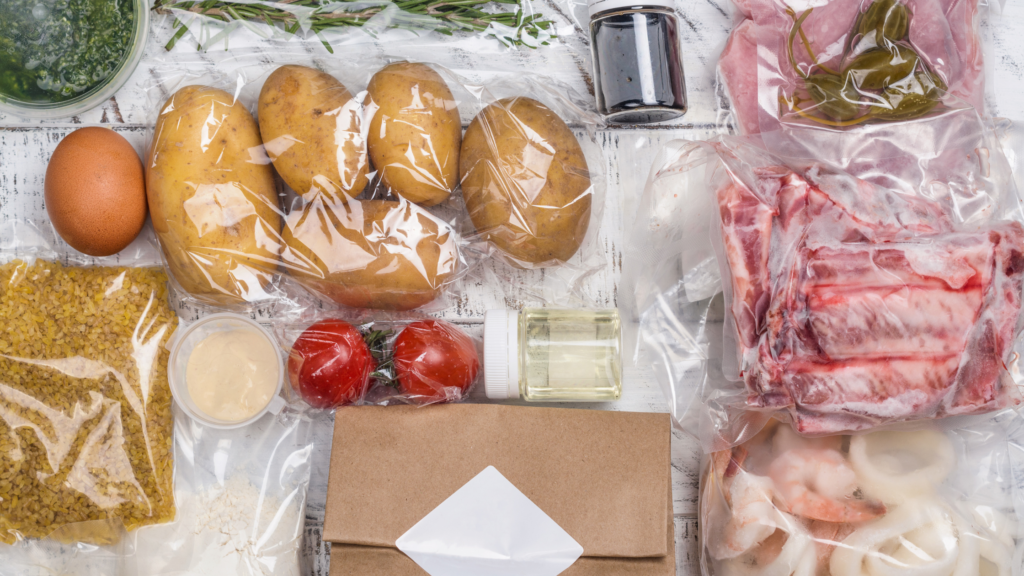 groceris from diabetic meal delivery