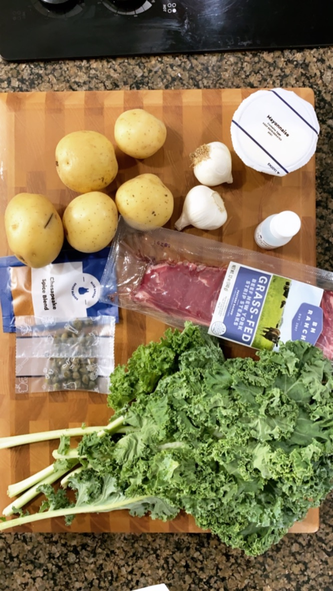ingredients from blue apron diabetic meal delivery