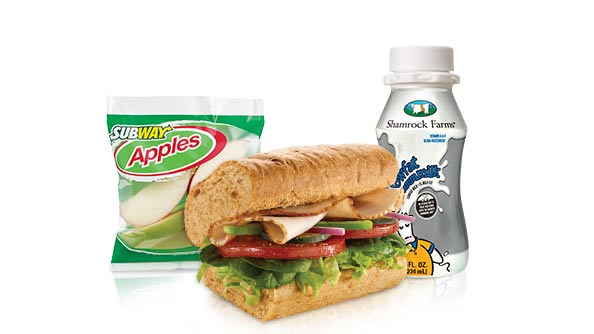 subway kids meals fast food for diabetes