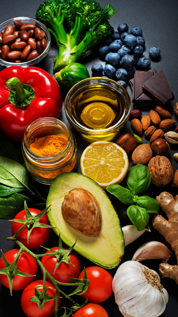 how to lower a1c naturally with foods
