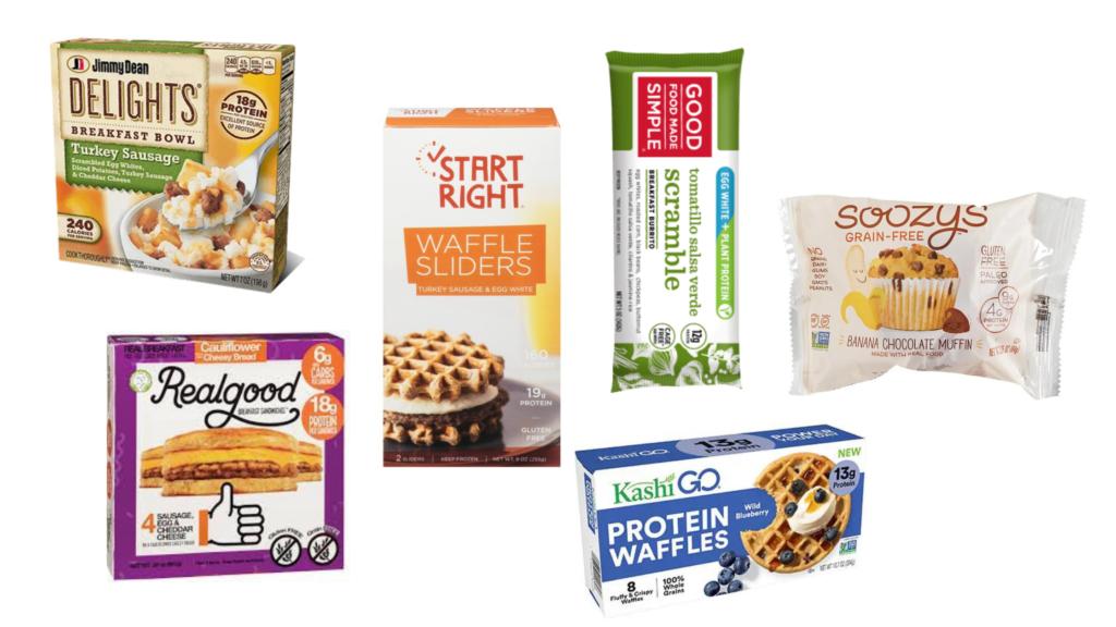 diabetes friendly frozen breakfast meals