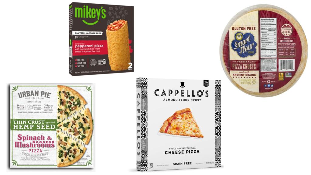 mikeys pizza pockets cappellos pizza urban pie company pizza smart flour foods diabetes friendly frozen pizzas