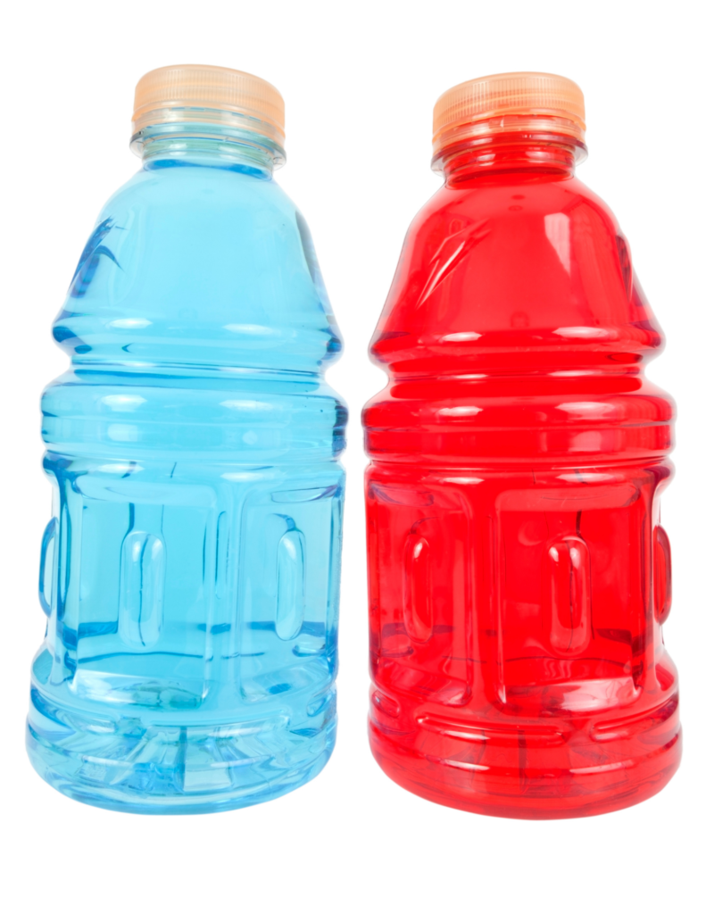 best drinks for diabetes electrolyte drinks red and blue