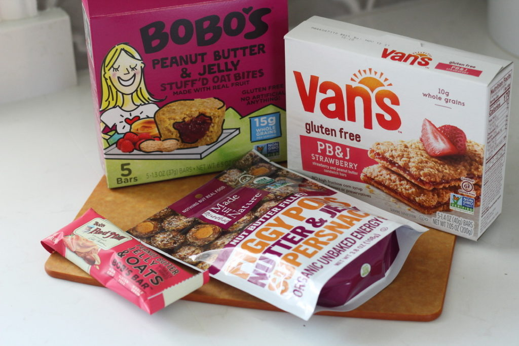 bobos oat bites pb&j bites vans gluten free peanut butter and jelly bars mad ein nature figgy pops bobs red mill oat bar pb&j bites
