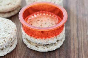 sandwich sealer for homemade uncrustables
