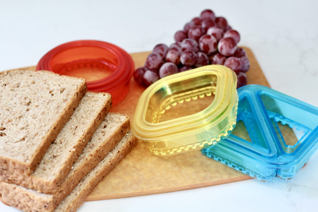 tools for homemade uncrustables