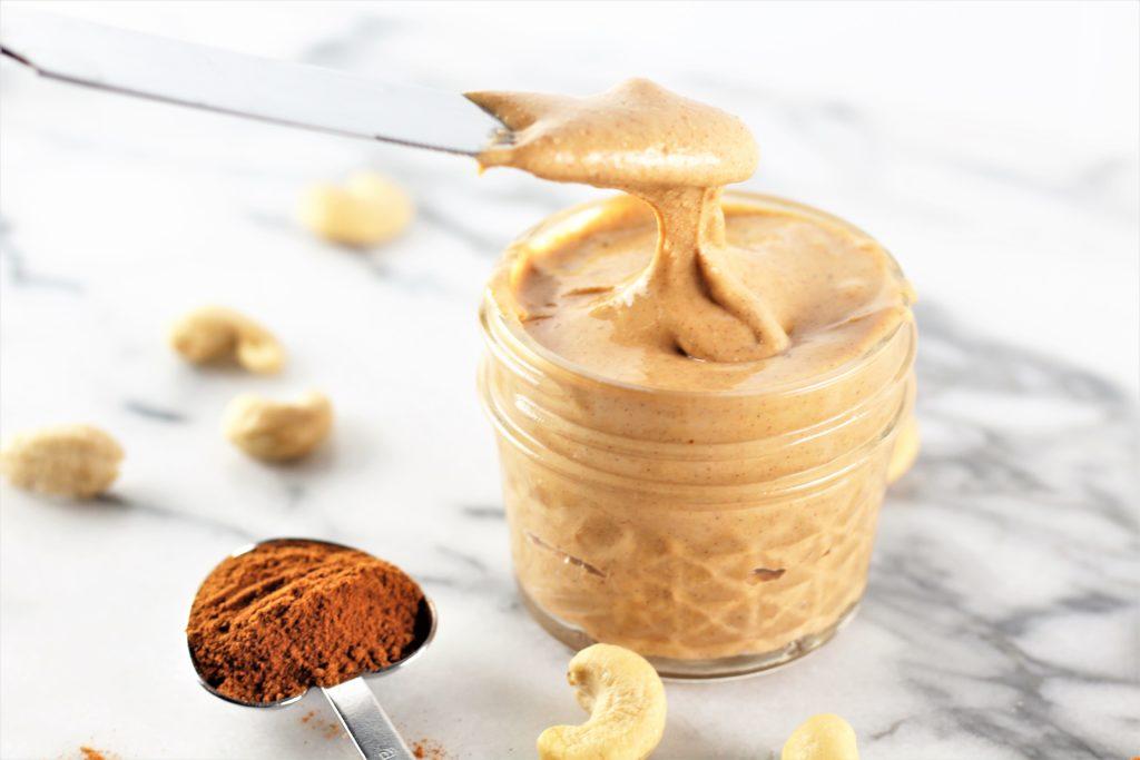 low carb pumpkin recipe cashew butter