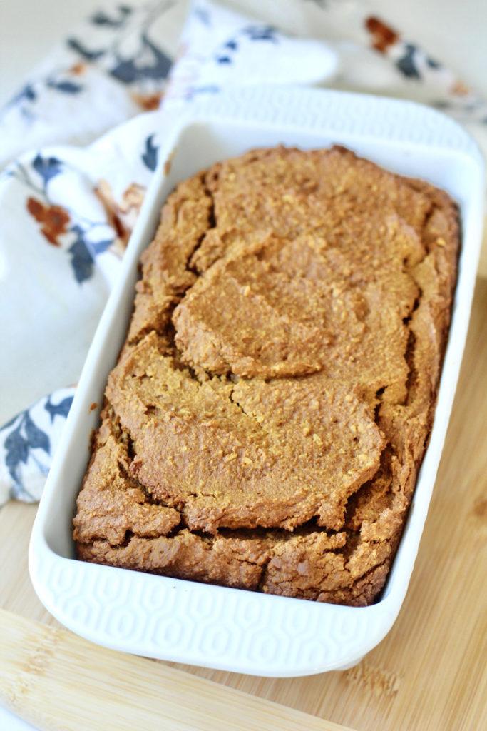 gluten free pumpkin bread low carb pumpkin bread white loaf pan