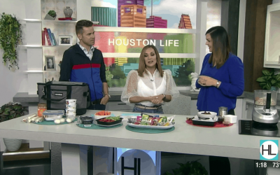 Houston life mary ellen phipps low sugar no bake brownie bites